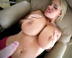 Big Tits Cumshot Porn Pictures